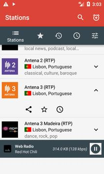 Smart Radio Portugal screenshot 20
