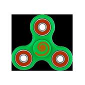 Speed Fidget Spinner Zeichen