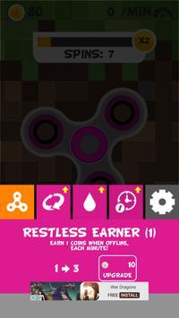Speed Fidget Spinner Screenshot 4