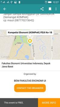 Eventee apk screenshot