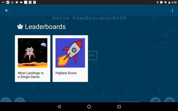 Space Lander screenshot 9