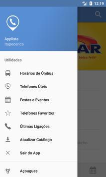 Applista Itapecerica screenshot 3