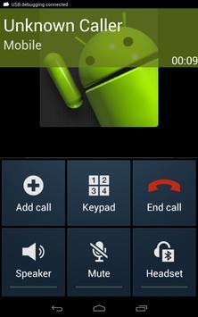 Fake-A-Call Free screenshot 17
