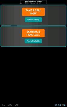 Fake-A-Call Free screenshot 6