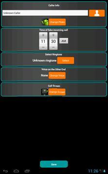 Fake-A-Call Free screenshot 8