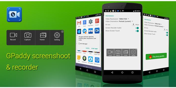 AW Screen Recorder  No Root poster