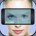 Eye Scanner Lock Simulator