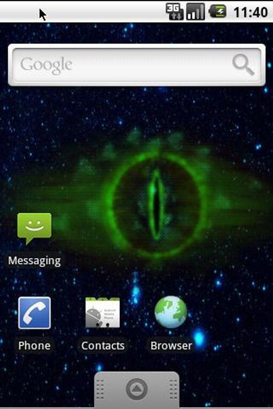 Eye Of Sauron Live Wallpaper For Android Apk Download