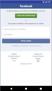 Lite For Facebook screenshot 7