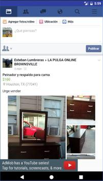 Lite For Facebook screenshot 3