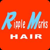 美容室 Ripple Marks HAIR 公式アプリ icon