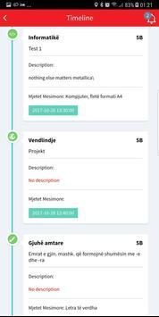 Turgut Ozal College (Parent-Student-Teacher App) screenshot 3