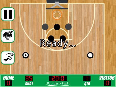 Dotz Basketball apk screenshot