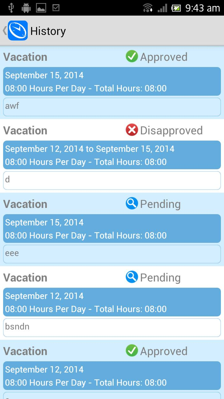 Easy Clocking for Android - APK Download