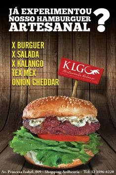 KALANGO DELIVERY poster