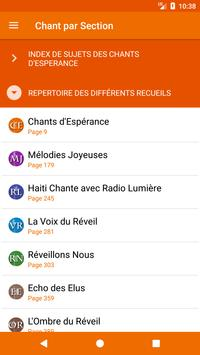 Chant Chorale et Groupe apk screenshot