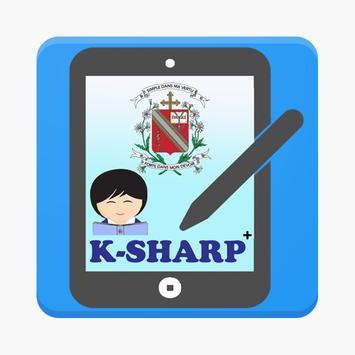 K-SHARP+ poster