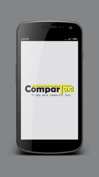 Compartaxi poster