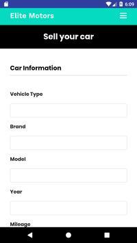 Elite Motors Qatar screenshot 3