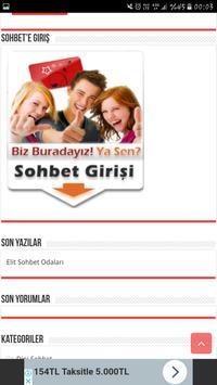 Elit Sohbet, Elit Arkadaşlık, İslami Chat screenshot 1