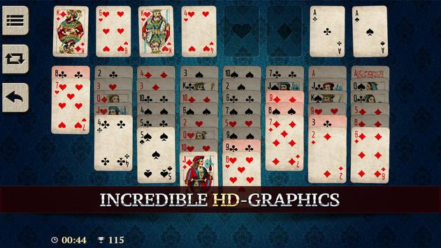 Elite Freecell Solitaire poster