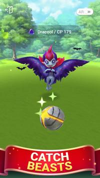 Draconius GO: Catch a Dragon! screenshot 1