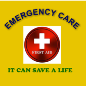 EMERGENCY CARE - FIRST AID BOX icon
