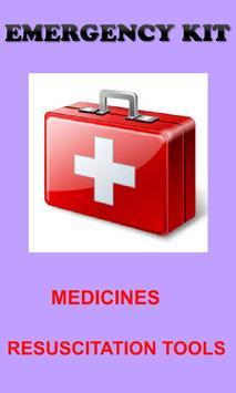 EMERGENCY CARE - FIRST AID BOX apk screenshot