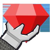Cosmic Gem Catcher icon
