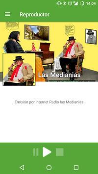 Radio Las Medianias poster
