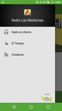 Radio Las Medianias apk screenshot