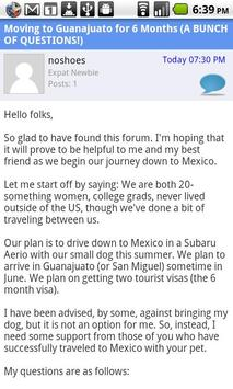 Expat Forum Community For Expa for Android - APK Download