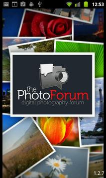 Photography Forum poster