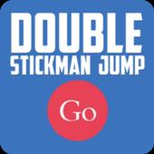 Double Stickman icon