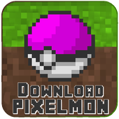 Download Pixelmon MOD for MCPE icon