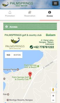 PALMSPRINGS BATAM GOLF screenshot 3