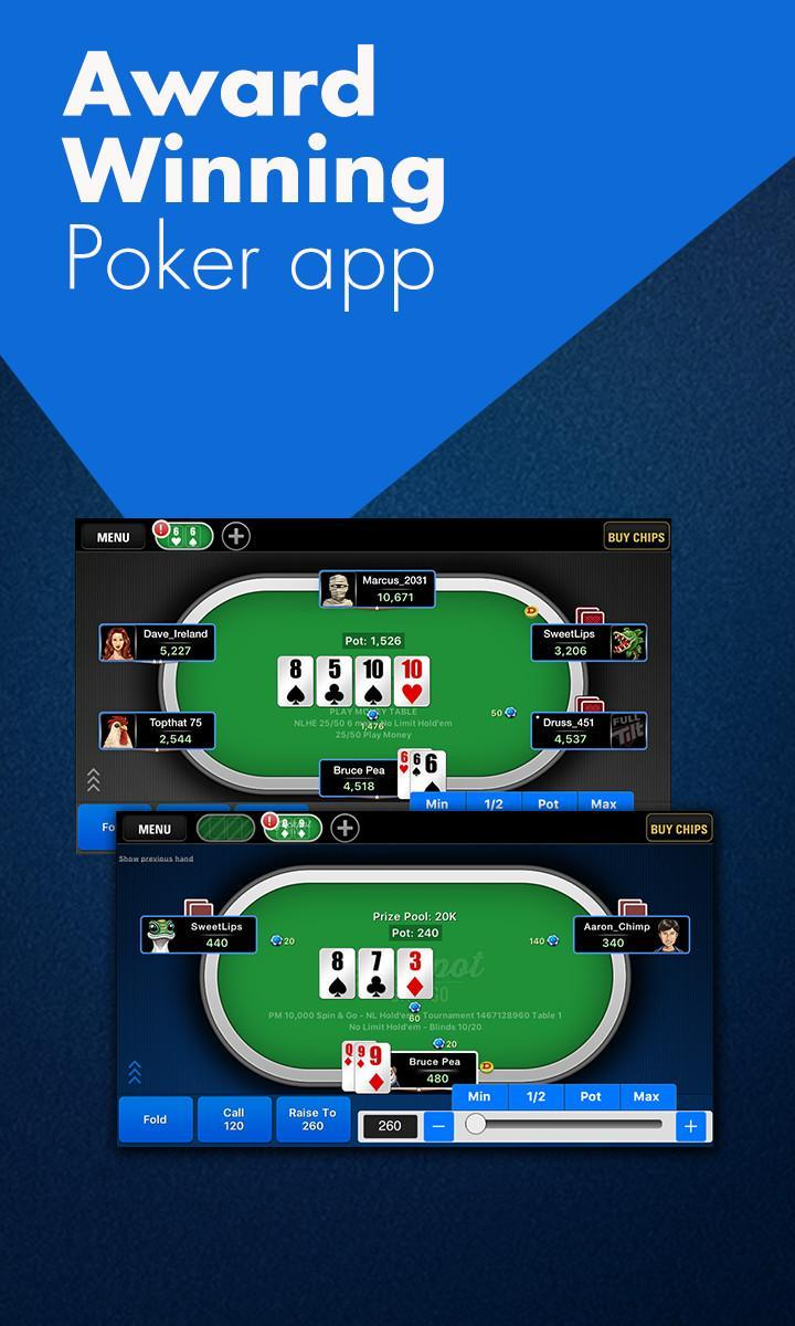 Full Tilt Poker App Download