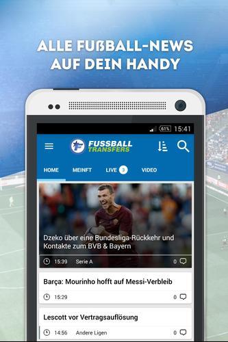fußball ergebnisse live mobil