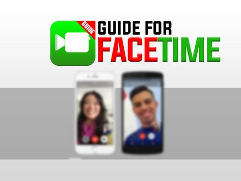 Guide for FaceTime apk screenshot