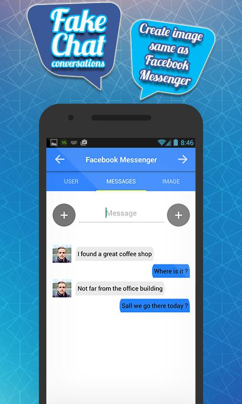 Fake chat apk facebook Fake Chat
