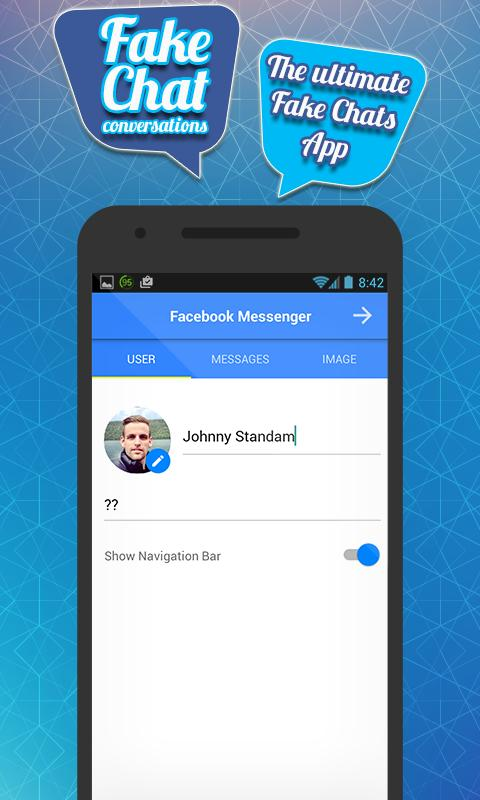 Fake Chat for fb Messenger for Android - APK Download