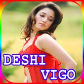 Deshi Vigo Video icon