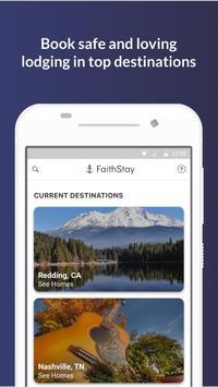 FaithStay apk screenshot