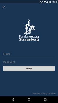 Fanfarenzug Strausberg poster