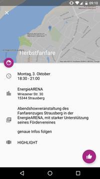 Fanfarenzug Strausberg apk screenshot