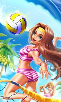 Fashion Doll: Beach Volleyball poster