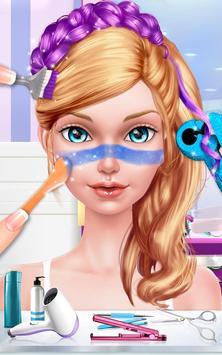 Prom Queen Hair Stylist Salon apk screenshot