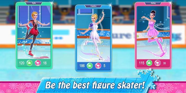 Ice Figure Skating: Gold Medal screenshot 3