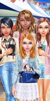 Fashion Doll: Flea Market Date apk screenshot