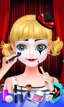 Mime Show Girl - Costume Party screenshot 1